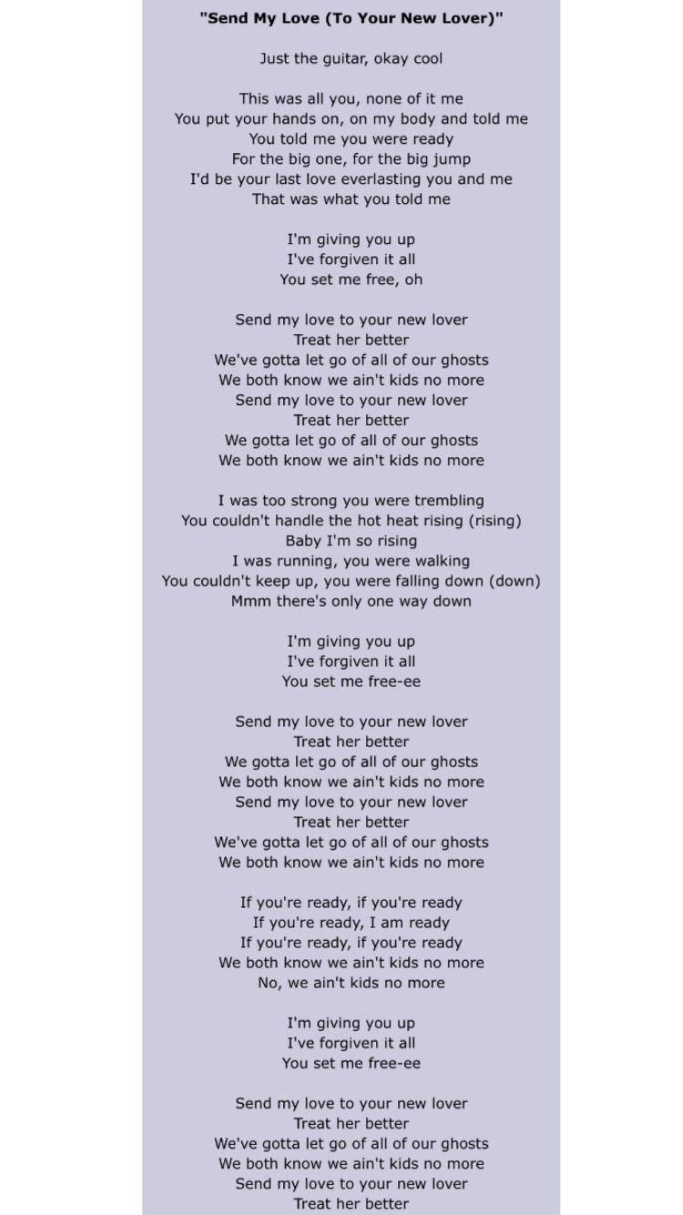 Put Your Hands On My Body Lyrics : hands, lyrics, Music, Lyrics, Three, Loser,, Cynical,, Sinner
