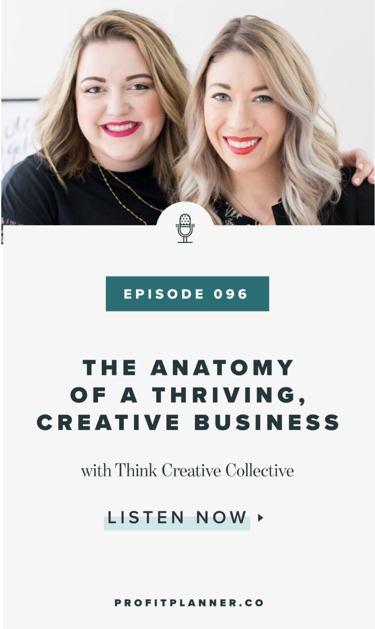 The Anatomy of a Thriving, Creative Business with Think