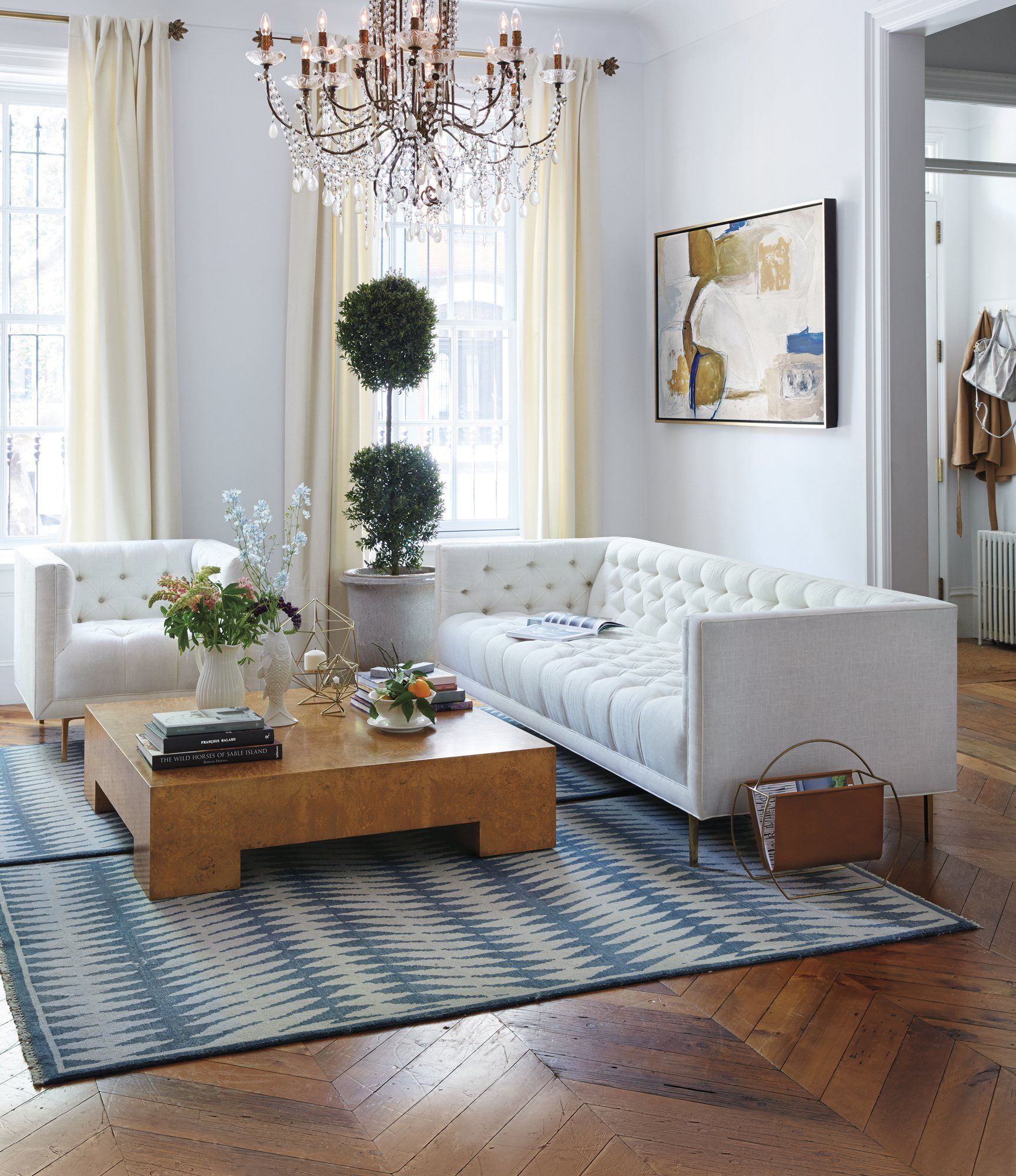 Anthropologie Dining Room: Exclusive: Kate Middleton's Go-To Rug-Maker Designs For
