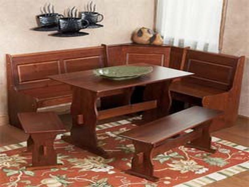 Kitchen Nook Tables With A Leave Corner Kitchen Table With