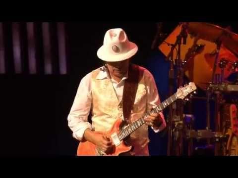 Corazón Espinado Carlos Santana Live Hd 720p Carlos Santana Corazones Youtube