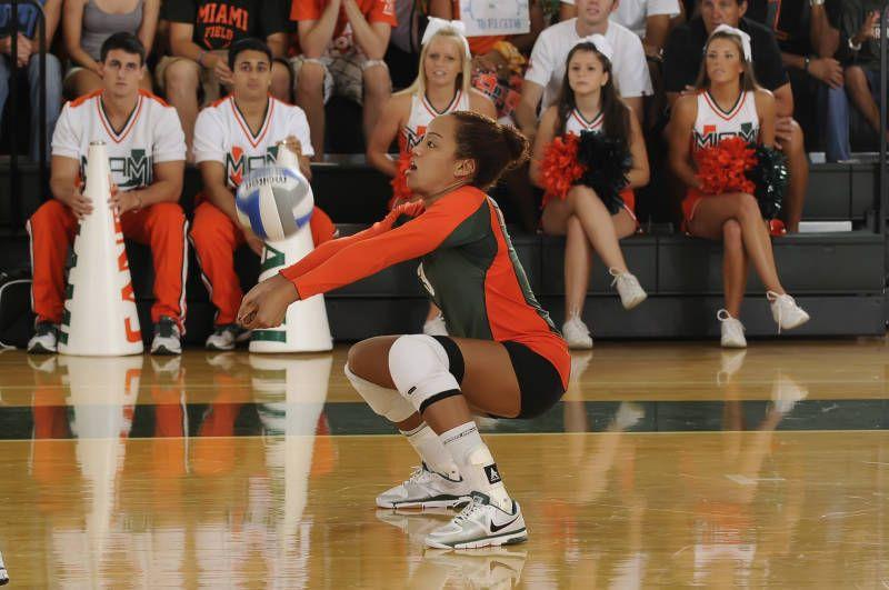 University Of Miami Hurricanes Official Athletic Site University Of Miami Hurricanes Women Volleyball University Of Miami