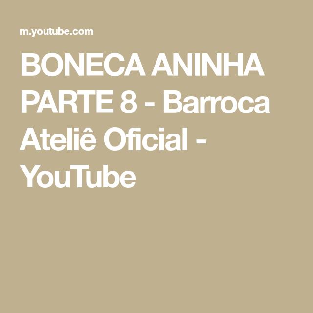 Boneca Aninha Amigurumi no Elo7   Rosinha Crocheteira (10E6BCD)   640x640