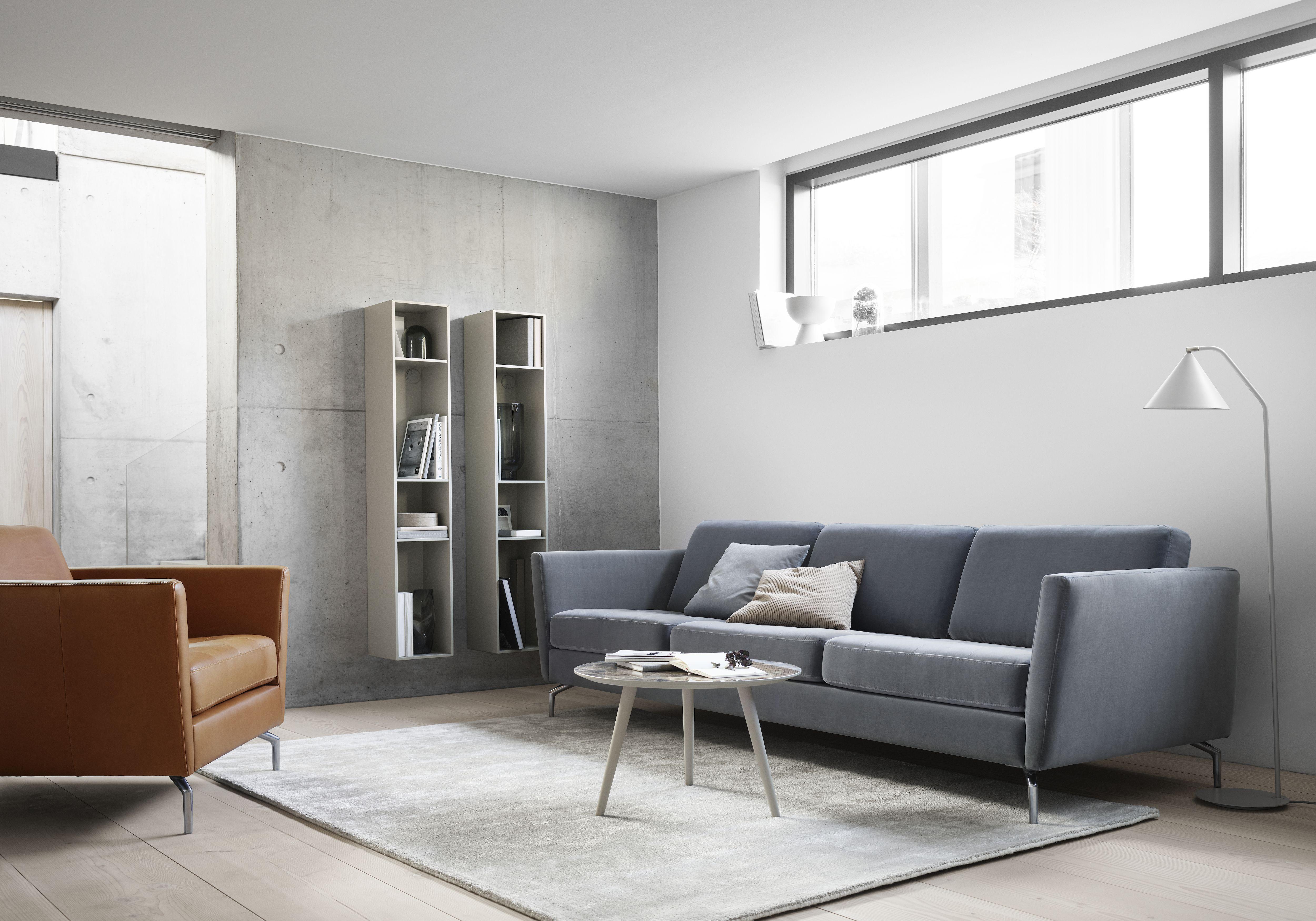 A Light And Calming Aesthetic Sofas For Small Spaces Living Room Designs Scandinavian Sofa Design