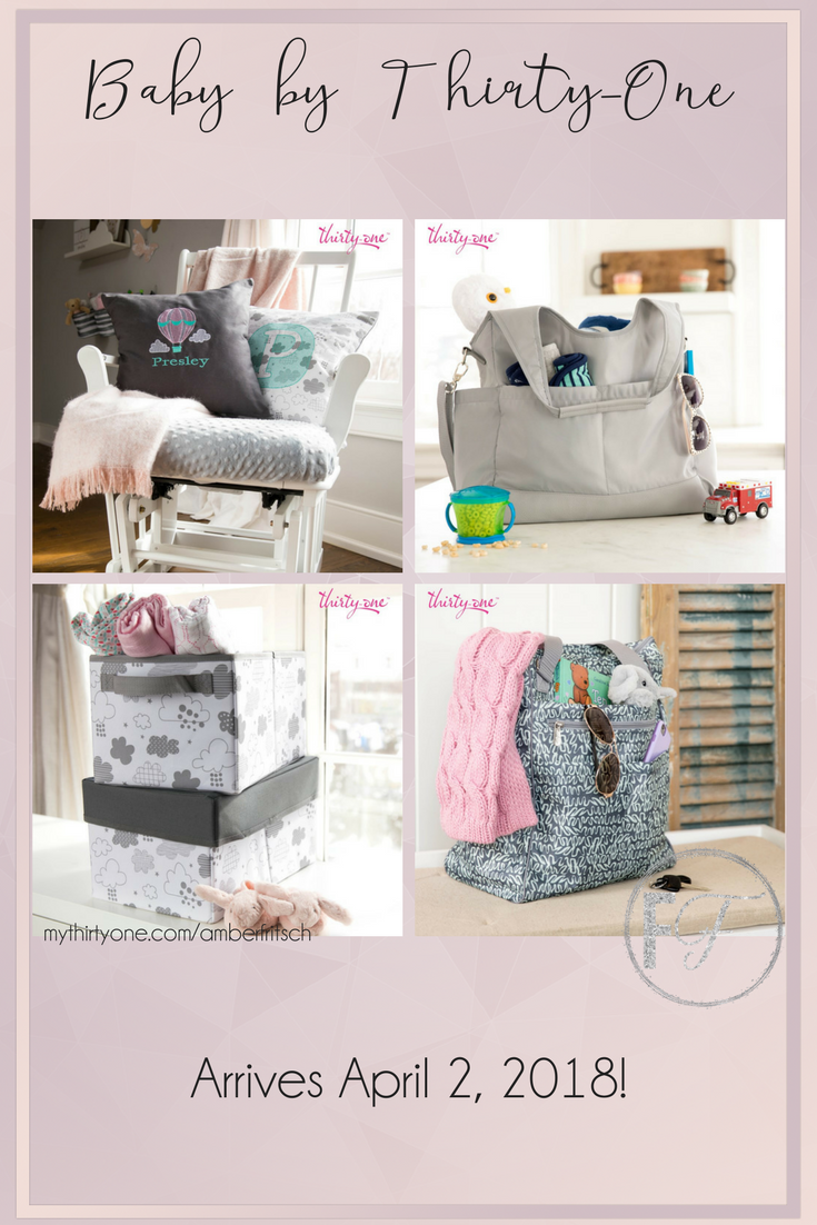 A whole new baby line is coming! On April 2, 2018 Baby by ...