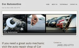 New Auto Repairs added to CMac.ws. Cor Automotive in Billings, MT - http://auto-repairs.cmac.ws/cor-automotive/107438/