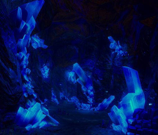 how to make giant glowing crystals