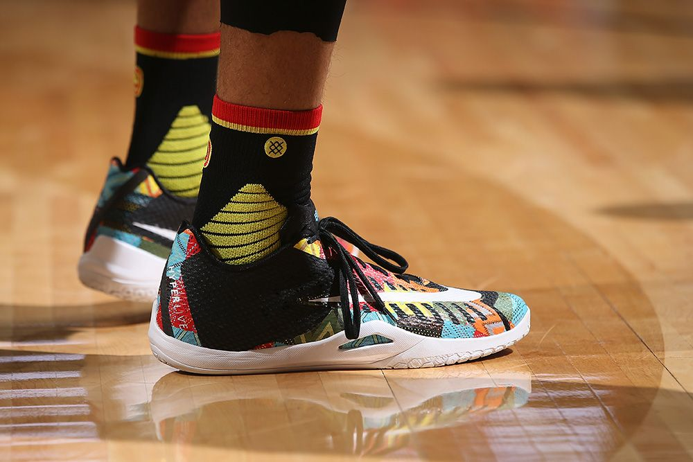 Mike Scott : Must-see NBA shoes for the 2015-16 season