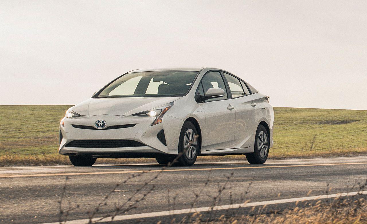 2016 Toyota Prius Two Eco Toyota Prius Toyota Fuel Economy