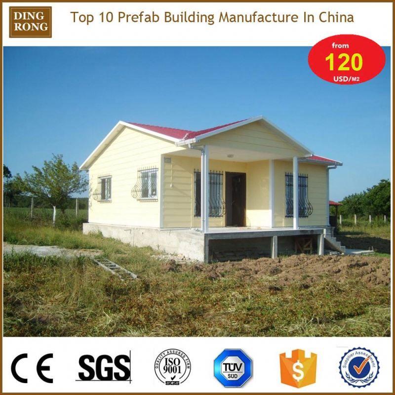 73m2 Prefabricatd Granny Simple House Design In Nepal Low Cost