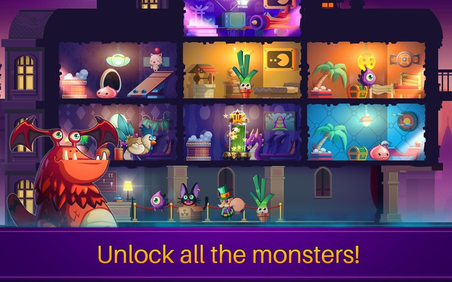 Monster Hotel Android Apps On Google Play Monster Hotel Hotel App Monster