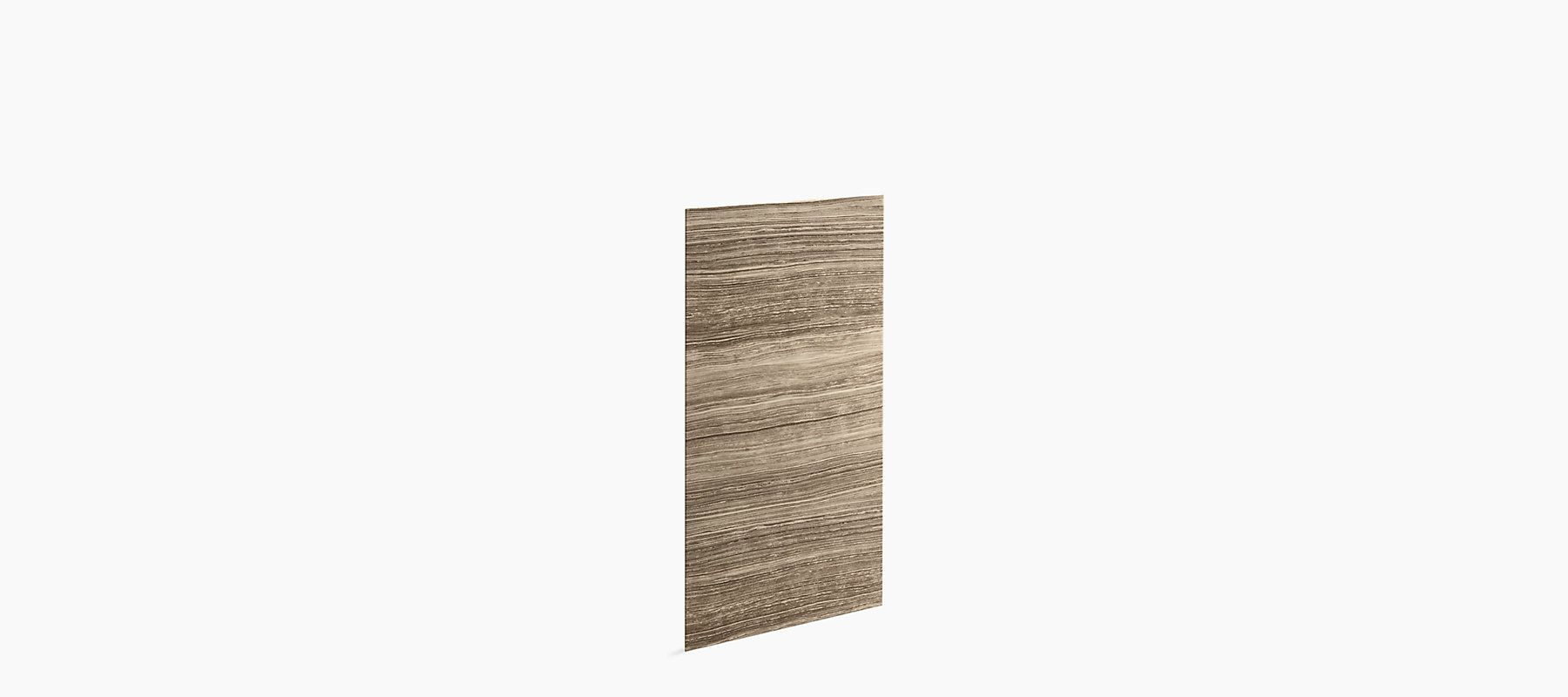 Kohler shower wall panel - Made of extremely durable ...