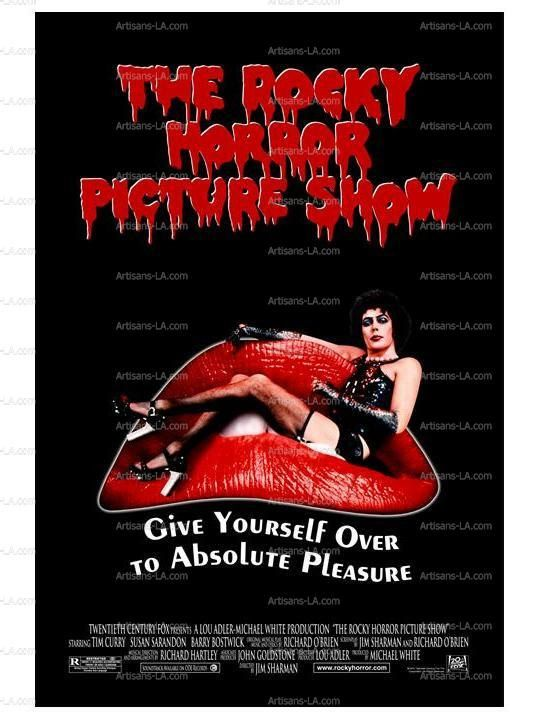 """I'm just a sweet transvestide"" 