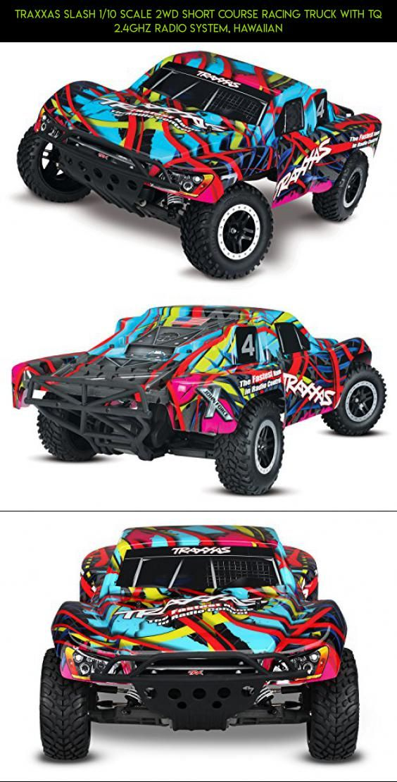 Traxxas Slash 1/10 Scale 2WD Short Course Racing Truck with