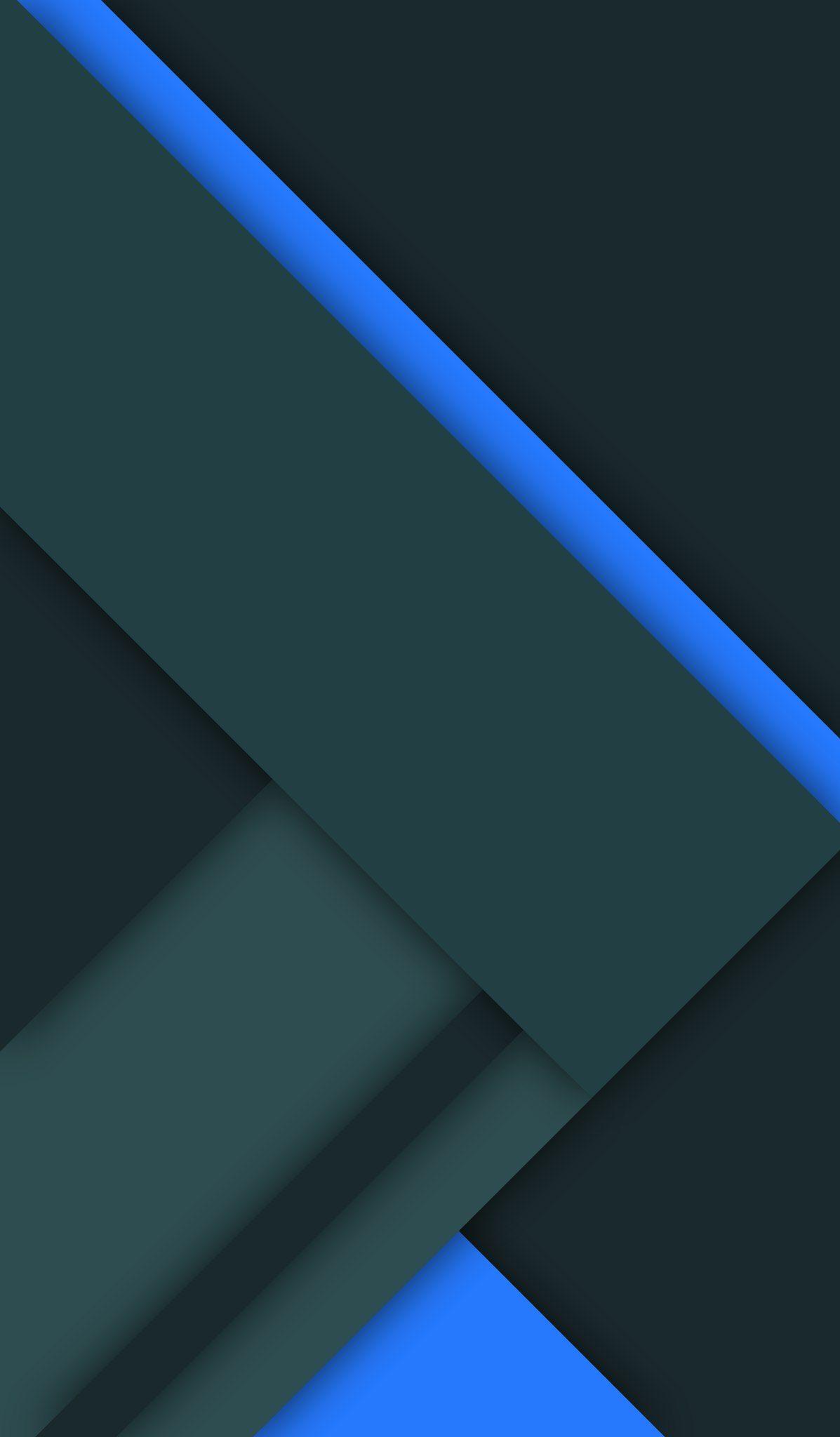 Material Design Blue Wallpaper | www.pixshark.com - Images ...
