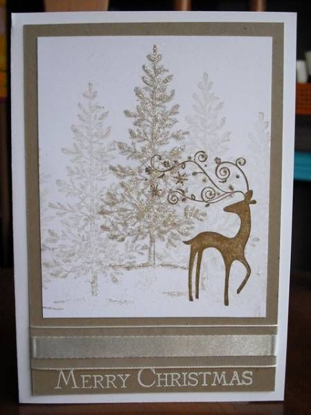 Dasher by girllogan - Cards and Paper Crafts at Splitcoaststampers