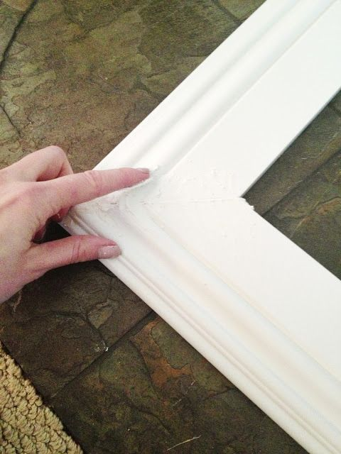 Awesome Tutorial: How to Build a Frame | Frames | Pinterest ...