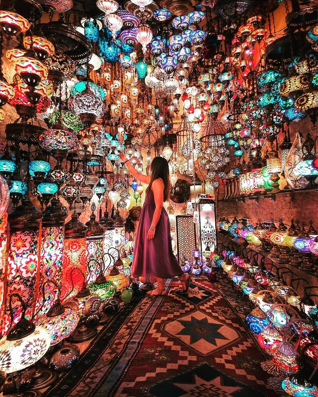 21 Most Instagrammable Places in Istanbul: Photo Spots Not to Miss! #favoriteplaces