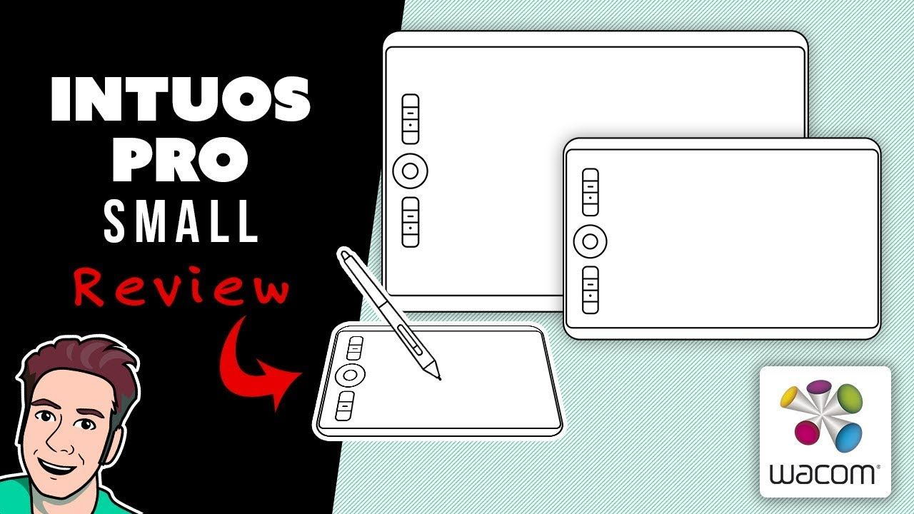 Check out my review of the small, yet powerful Wacom Intuos Pro
