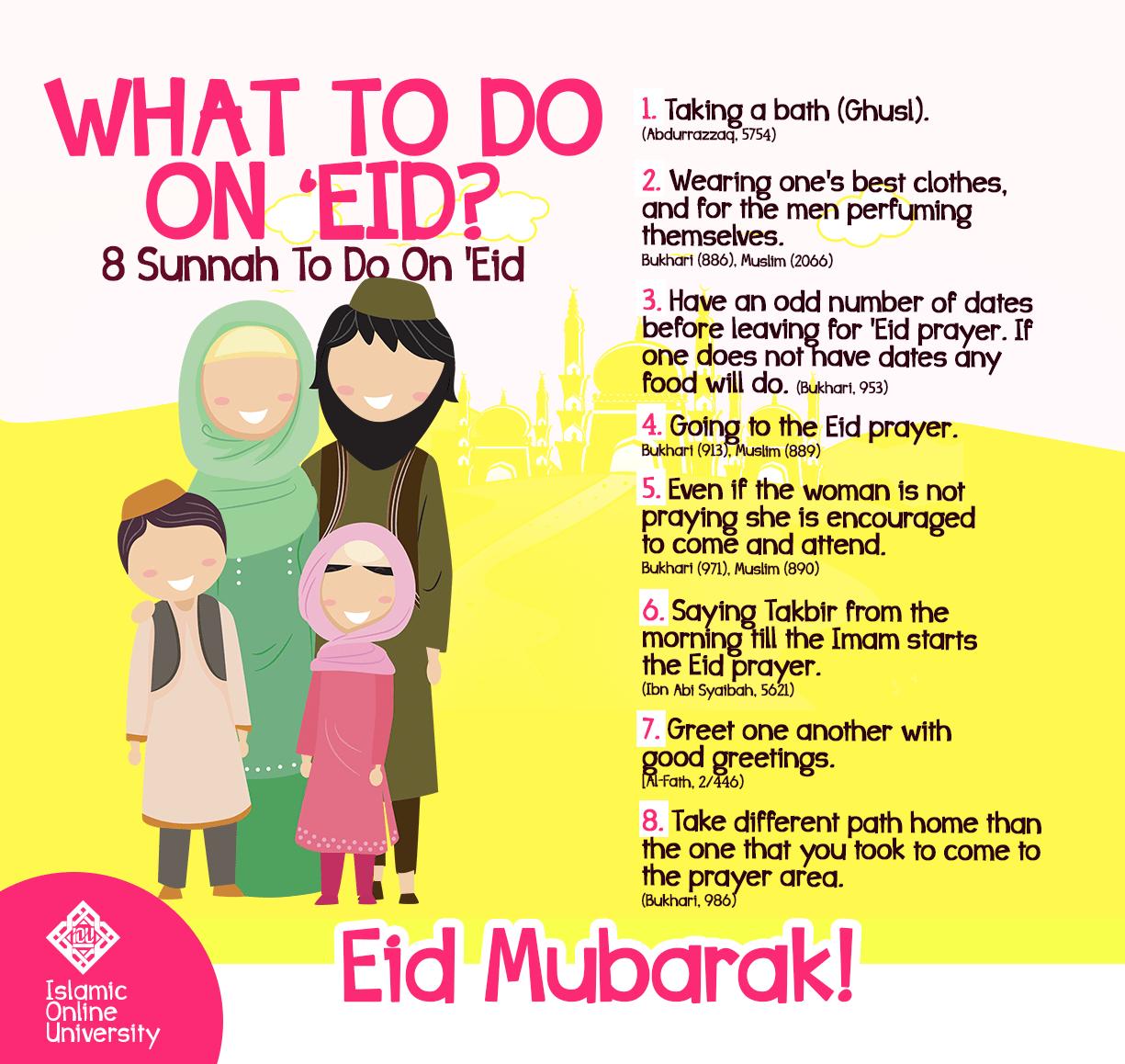 3 Simple Steps To Make Eid Exciting For Our Kids Free Eid Card Templates Mama Teaches Me Eid Prayer Eid Card Template Eid