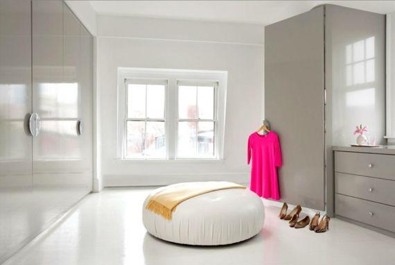 Ankleideraum gestalten - träumen Sie von einem Zimmer nur für Ihre
