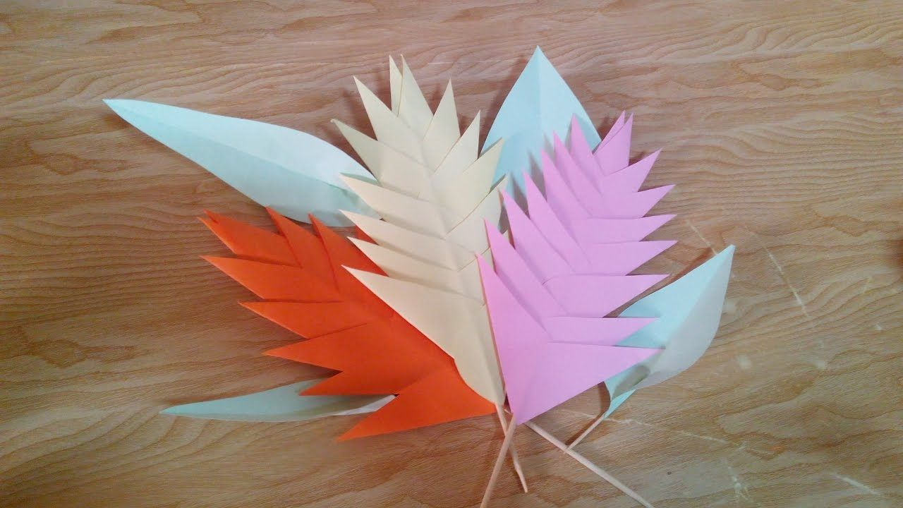 How To Make Paper Flower Easy Origami Flowers For Beginners Making