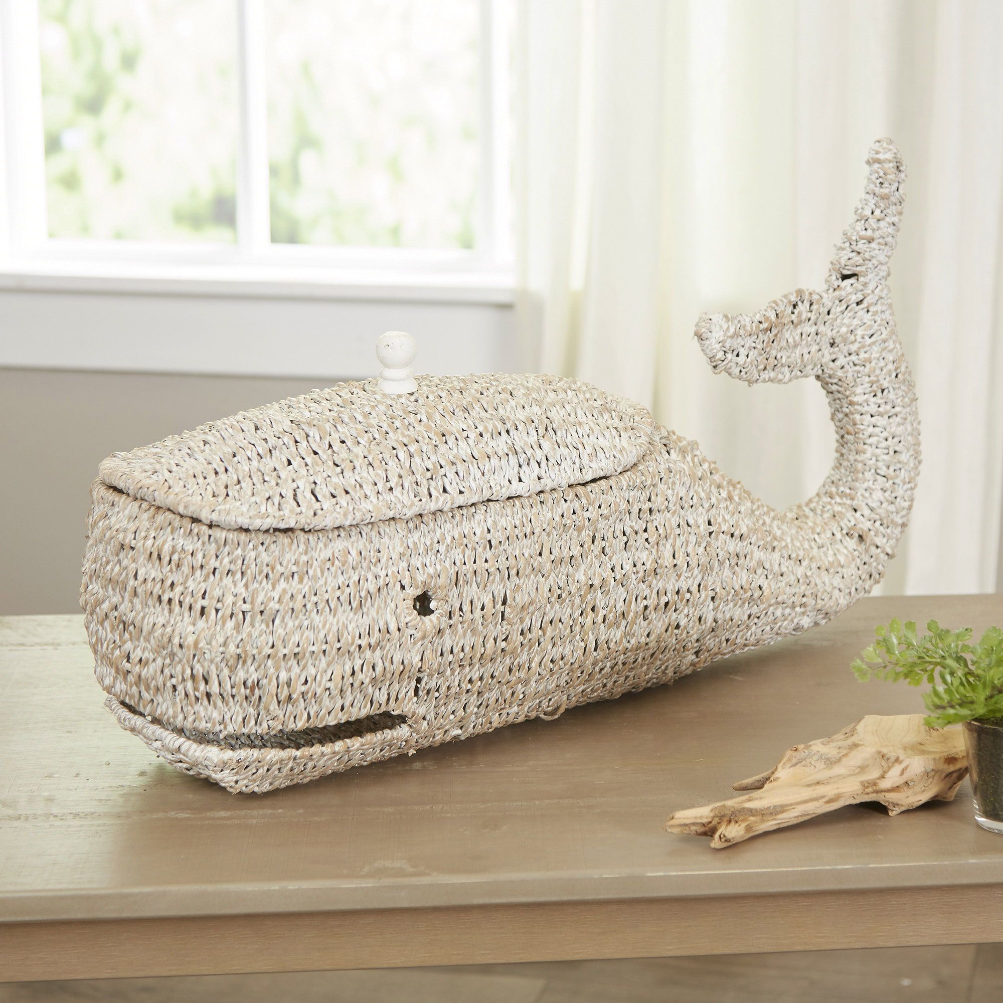 50 Best Wicker Baskets And Rattan Baskets 2020 With Images Rattan Basket Whale Decor Fabric Storage Bins #storage #basket #for #living #room