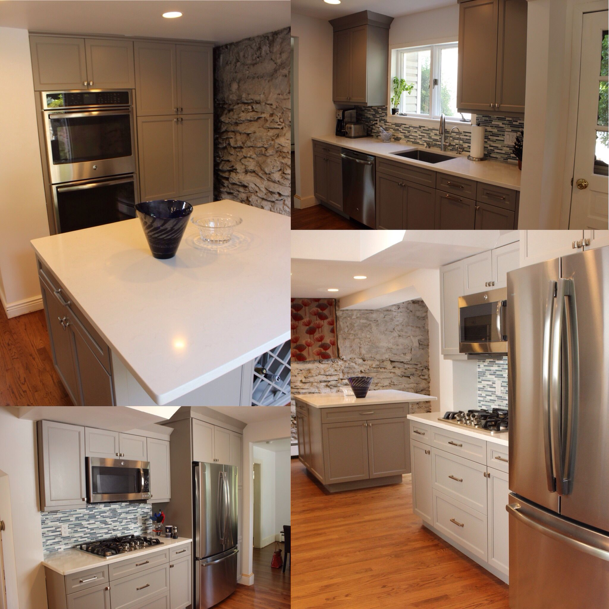 Take A Look At This Beautiful Kitchen Remodel That Was Recently Completed With The Help Of Majestic Kitchens Kitchen Remodel Beautiful Kitchens Kitchen Design