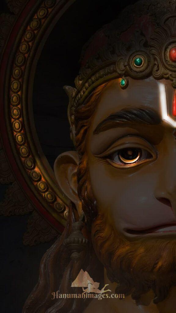 lord hanuman glow in the dark image | Hanuman Images
