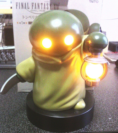 Crunchyroll - Tonberry Lamp: Final Fantasy XIV   Final Fantasy ...