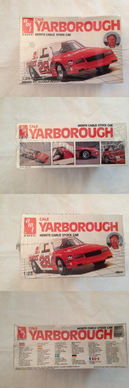 Kits 145964 Amt 8045 Cale Yarborough Monte Carlo Stock Car Model
