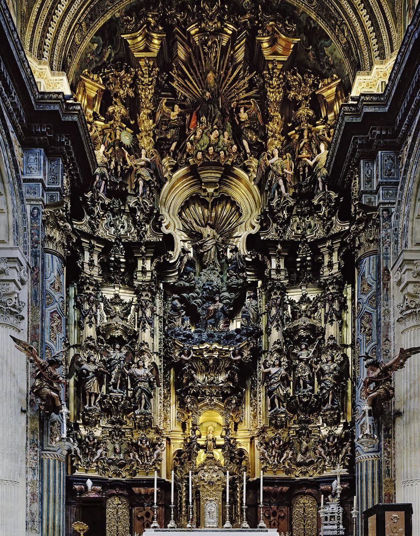 The Awe Inspiring Power Of Baroque Churches Baroque Interior Architecture Tumblr Baroque