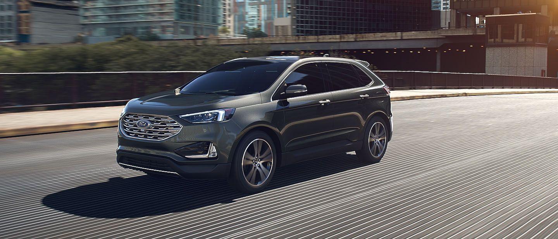 undefined 2019 Ford Edge Titanium shown in Baltic Sea