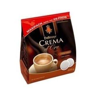 Kava Kapsle Kava Pod Dallmayr Crema D Oro Senseo 28 Kapsli Kava Hrnecky A Sportovni Vyziva