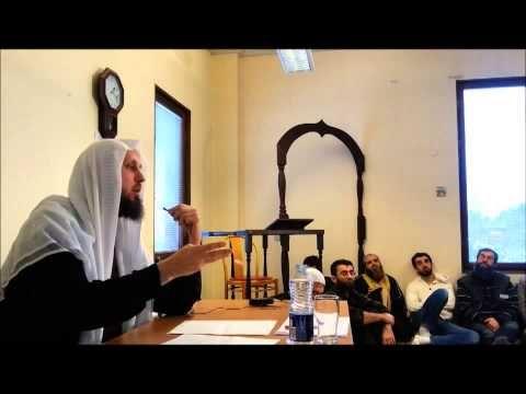 ▶ Sh Abdul Wadud - Varför Islam - YouTube