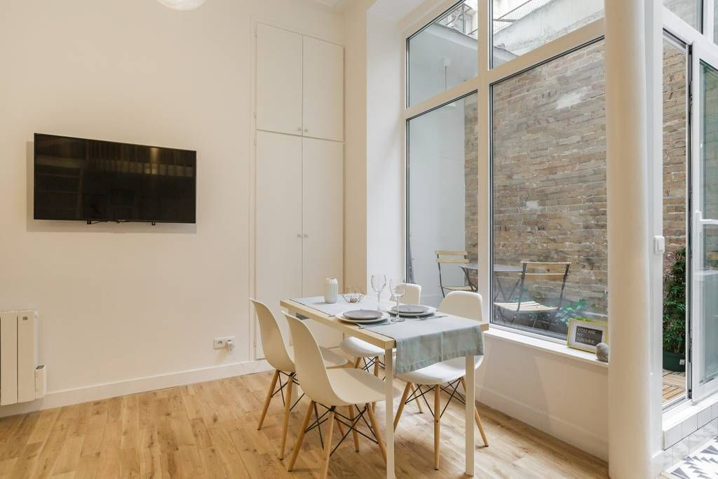 Beautiful Apartment Heart of Paris - Appartements à louer à Paris - location studio meuble ile de france