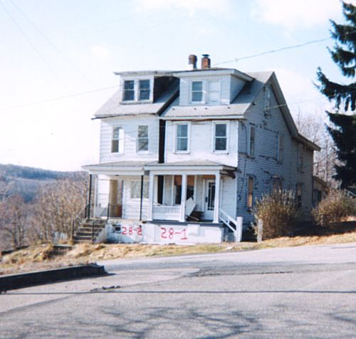 Abandoned Places For Sale In Pa: Picturesnof Centralia, Pa