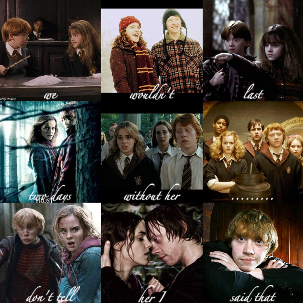 from Vaughn dramione matchmaking