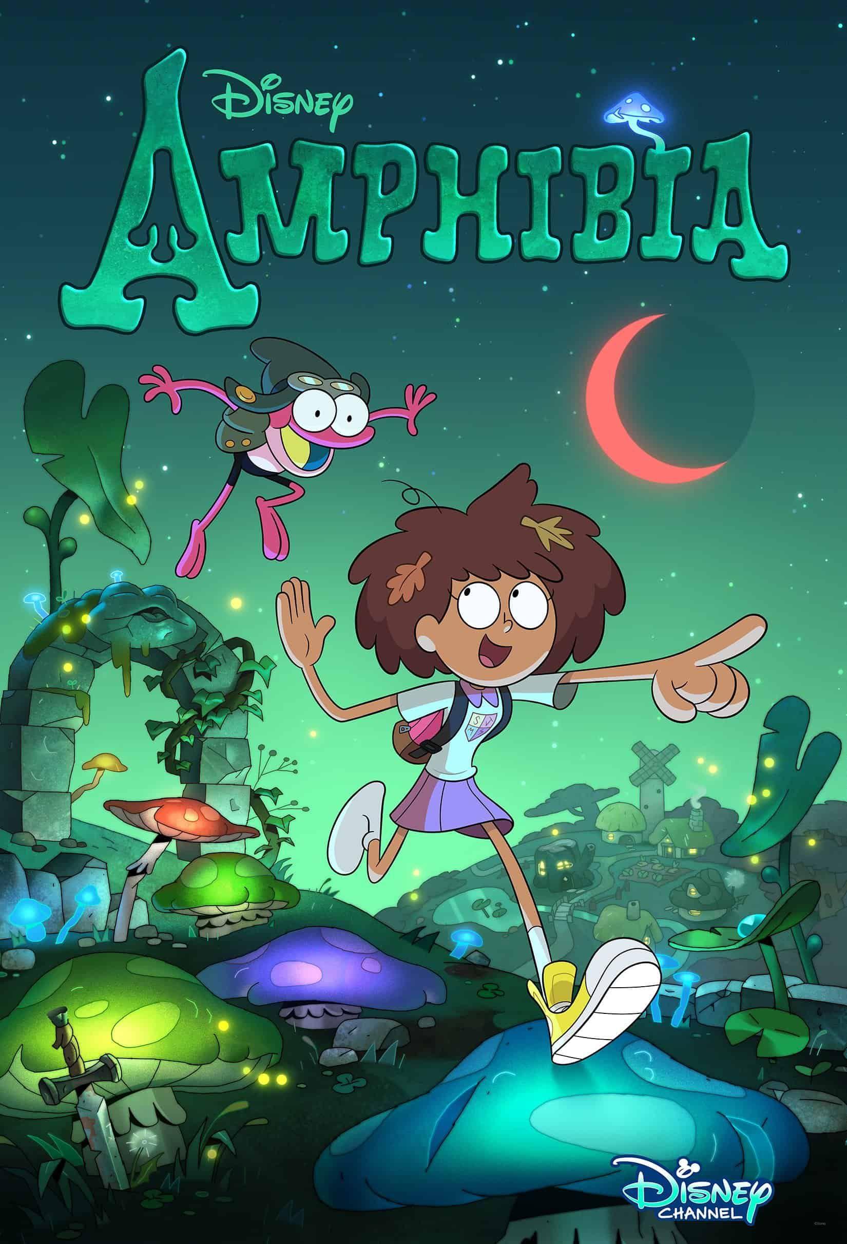 Amphibia season 2 episode 1 release date cast all