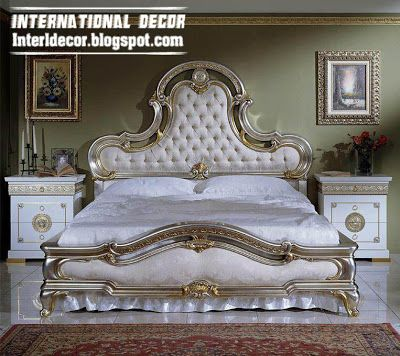 Luxury Bed Italy Design Ancient Italy Bed Furniture With Images