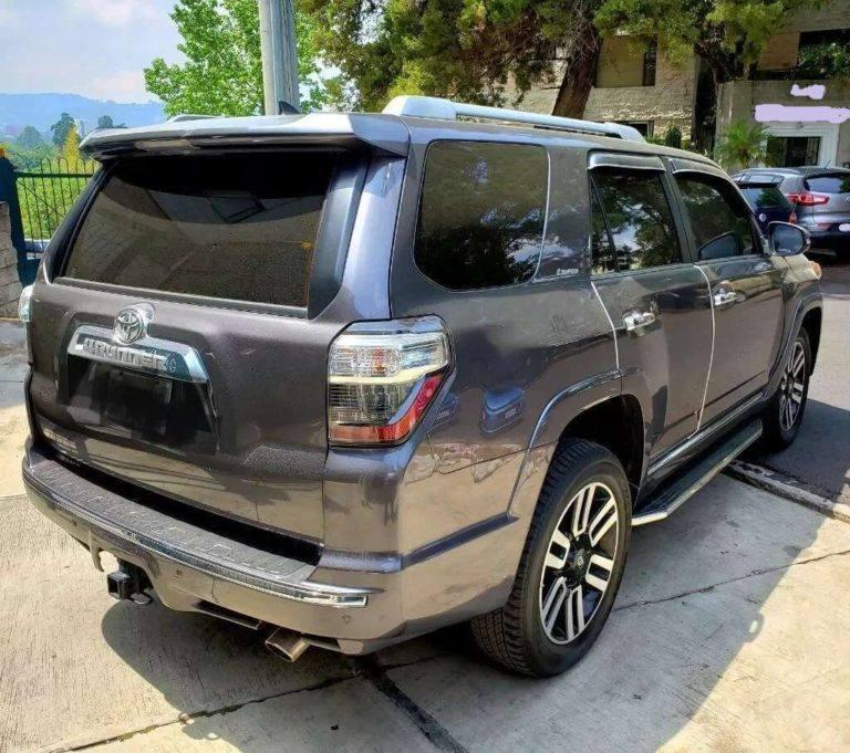Toyota 4runner 2015 Limited Rodada 4x4 Venta De Carros En