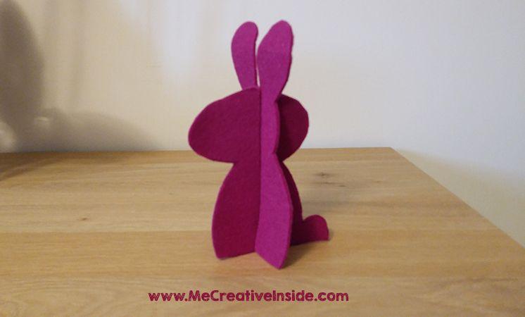 Me CreativeInside Pasqua coniglietto coniglio