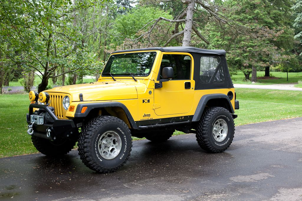 Lifted Yellow Jeep Wrangler Google Search Yellow Jeep Wrangler Yellow Jeep Jeep Tj