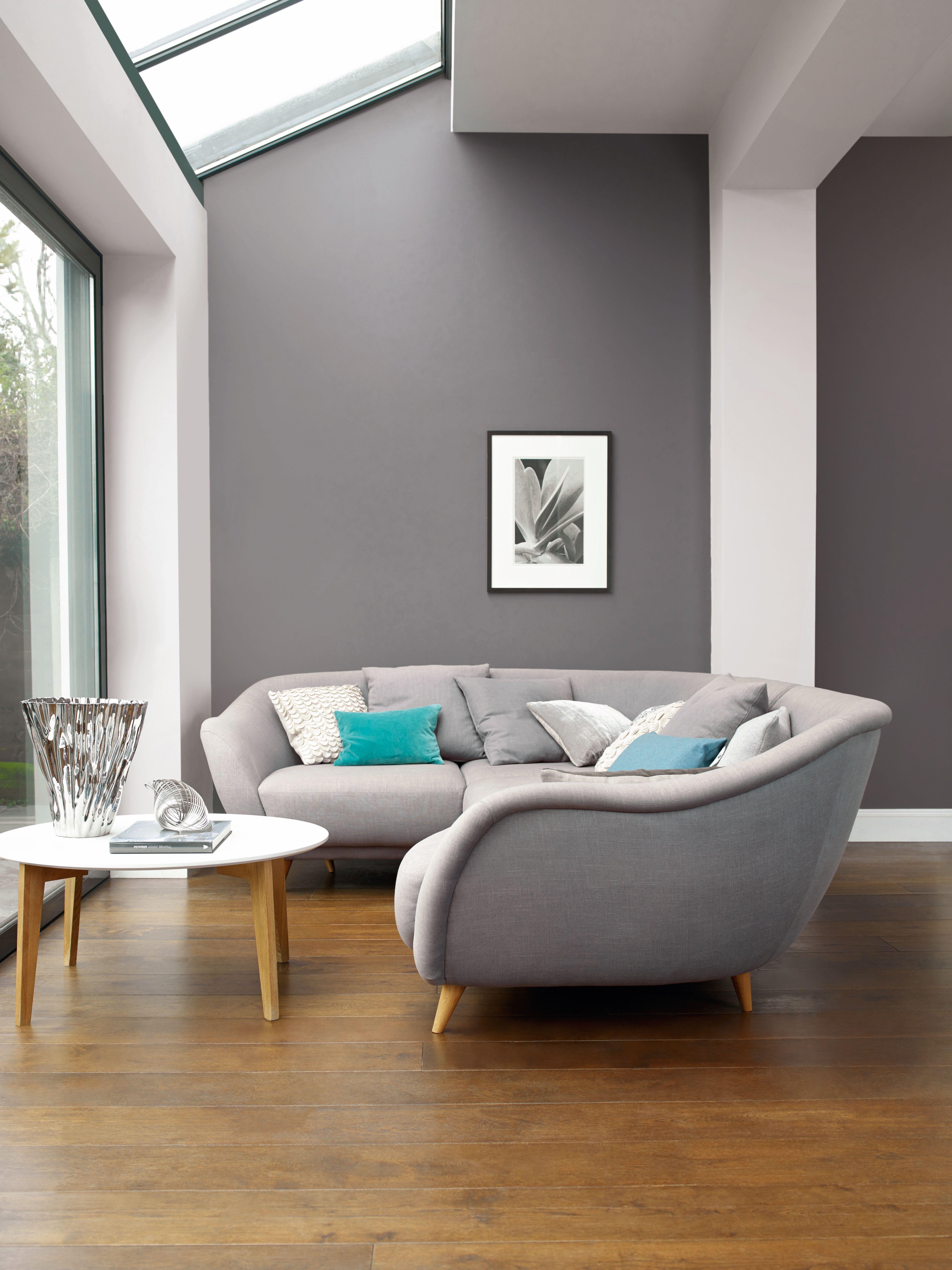 Image Gallery Crafty Design Living Room Feature Wall Colour Ideas Best About Gray Rooms Pinterest Grey Walls Dekorasi Rumah Ruangan Rumah