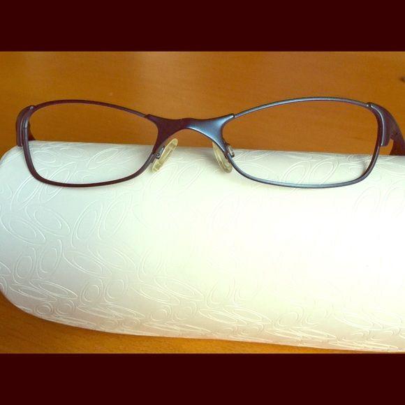oakley prescription sunglasses wiretap  glasses · selling this \oakley wiretap glasses prescription