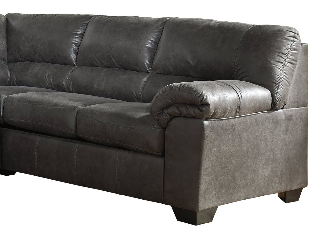 Ashley Furniture Signature Design Bladen Contemporary Right Arm Facing Loveseat Sectional Co Couch Decor Signature Design Ashley Signature Design