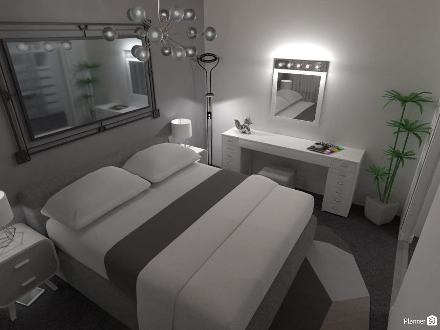 White Bedroom Interior Planner 5d Bedroom Planner Design Your Dream House Design