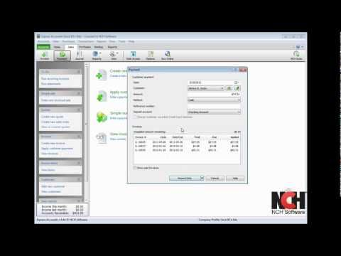 nch software express accounts crack