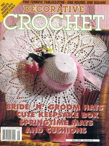 Decorative Crochet Magazines 44 - Gitte Andersen - Album Web Picasa