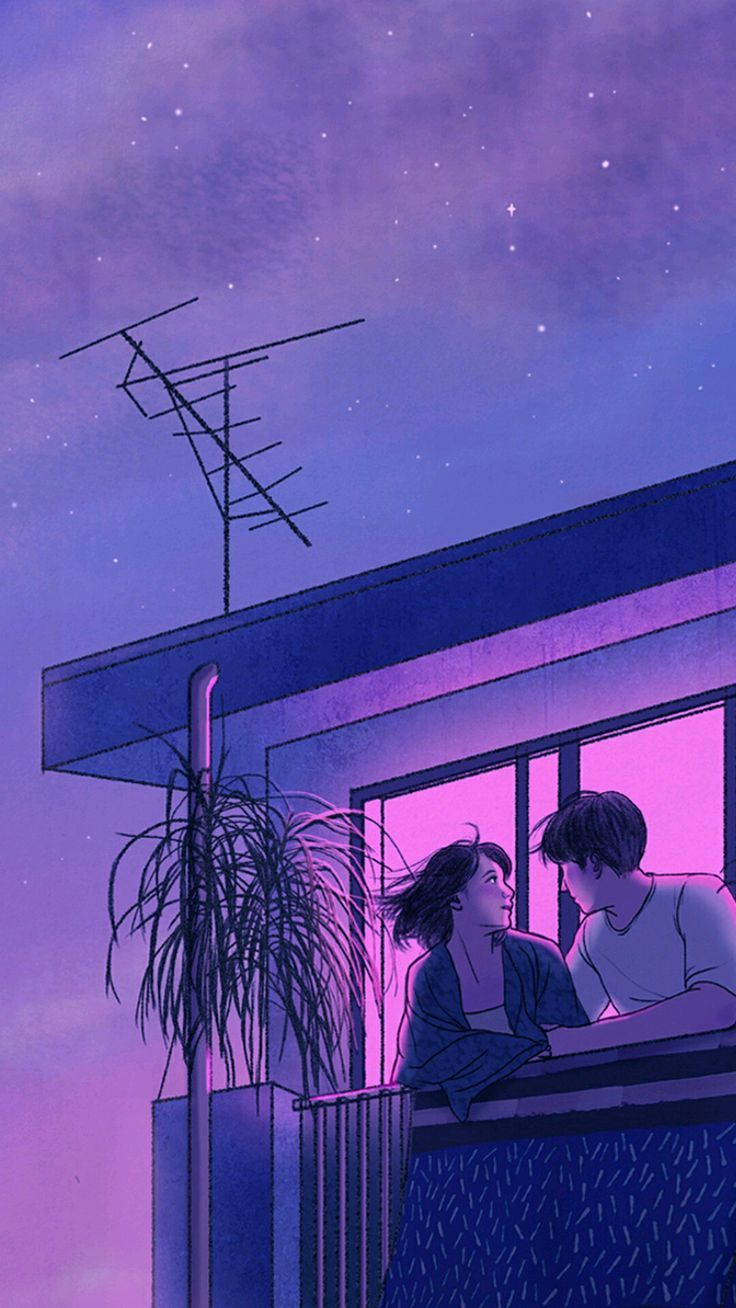 Pin ѕoyvirgo Soyvirgo Com ˎˊ I Love Thos Piece Because Its Simplistic Yet There Is So Much Going On I Also L Aesthetic Art Aesthetic Anime Anime Scenery